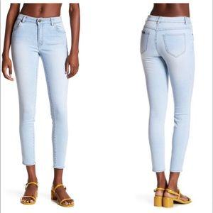 Rolla's Westcoast Staple light skinny jeans